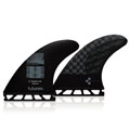 FUTURES V�U BLACK STIX 3.0 TRUSS BASE CRAIG ANDERSON FIN