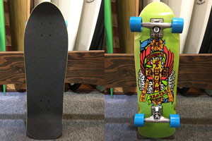 DOGTOWN SKATEBOARDS DRESSEN MINI COMPLETE SKATEBOARD