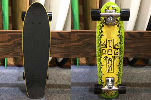 DOGTOWN SKATEBOARDS LOCKER BOARD COMPLETE SKATEBOARD