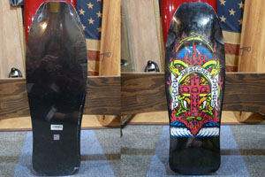 DOGTOWN SKATEBOARDS OSTER REISSUE SKATEBOARD