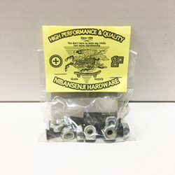 NIBANSENJI HARDWARE MOUNTING BOLT PHILLIPS 1""