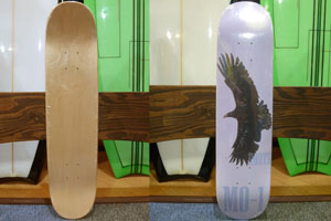 ROOTS SKATEBOARDS MINI BLUE DREAM