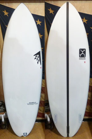 4606177 SEAWOLF (JAPAN LIMITED) SURFBOARD