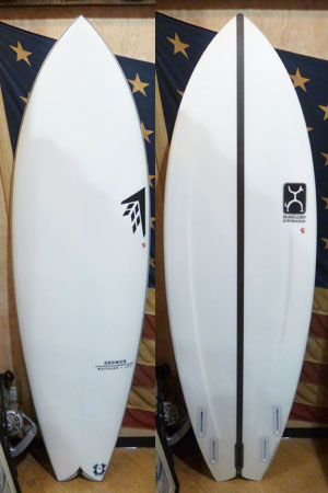 6603960 GROWER (JAPAN LIMITED) SURFBOARD