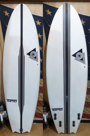 8605208 X-WING (JAPAN LIMITED) SURFBOARD