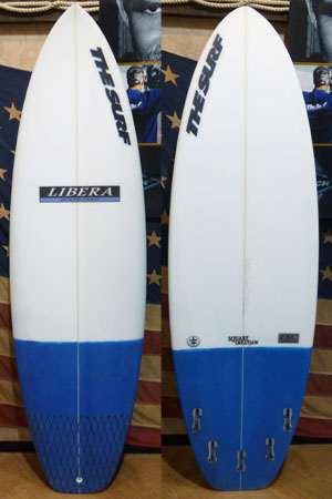 14250 SQUARE GREAT JAW SURFBOARD