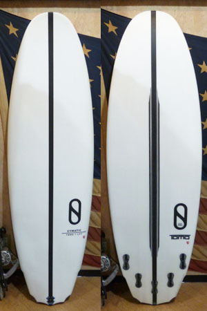 5604229 CYMATIC SURFBOARD