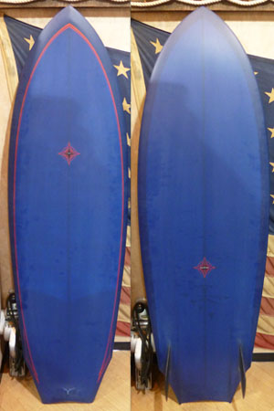 17945 NIGHTMARE SURFBOARD